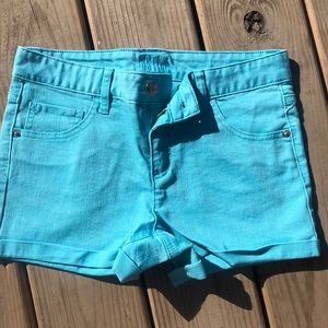 Justice size 12 plus shorts